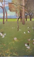 Kópia podľa Gustava Klimta