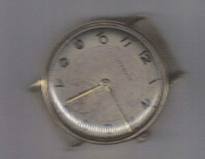 Zlaté hodinky Marvin