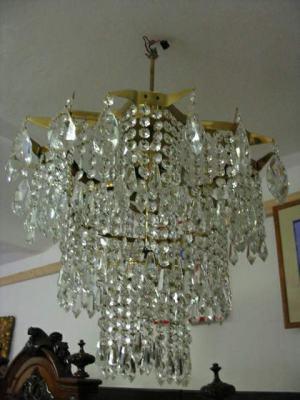 Krištáľový luster