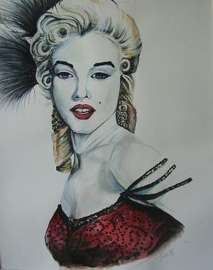 Bee Marilyn