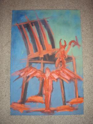Stolička diabla a anjela
