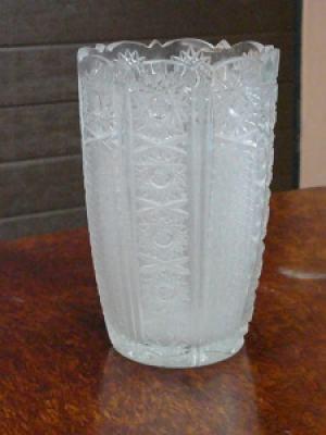 Krištáľová váza