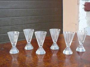 Sada 6 pohárikov