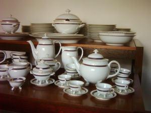 Porcelánový servis pre 12 osôb
