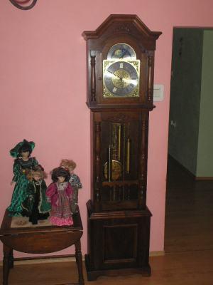 podlahove hodiny