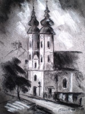 Pri kostole
