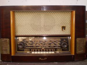 Choral Radio z roku 1950