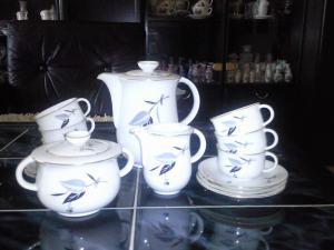 porcelánová súprava kávová