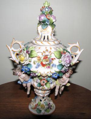 Váza s vekom