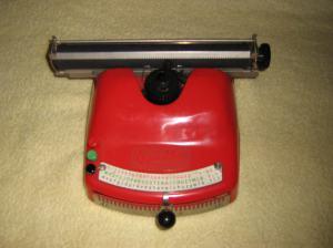Písaci stroj
