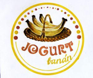 Návrh- jogurt banán