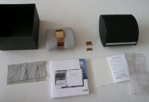 Exkulívne hodinky RADO