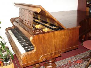 Starožitný klavír, J.M.Schweighofer´s Sohne in Wien