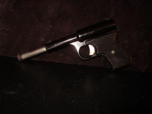 vzduchová pištol