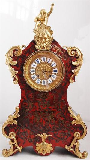 Starožitné hodiny BULLÉ