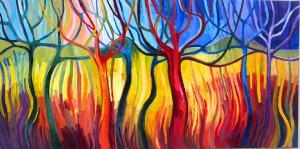 Tancujúce stromy