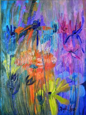 Kvety zo záhrady