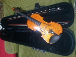 Nemecké husle