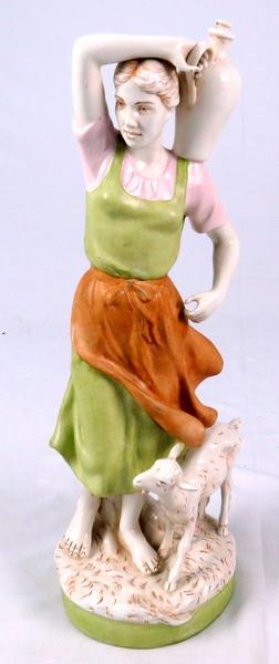Žena s krčahom