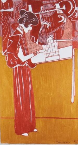 Kópia G. Klimta