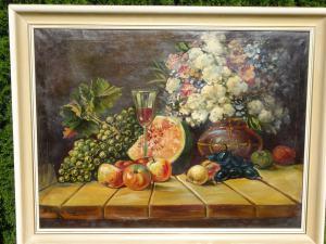 Berecz Ladislav - Zátišie kvety