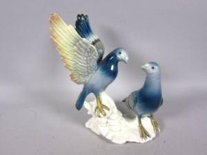 Goebel porcelán