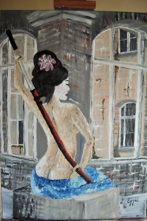 Geisha II.