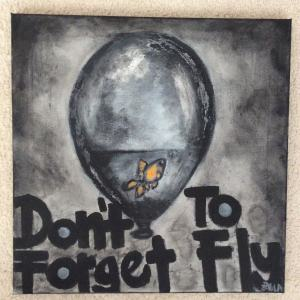 Don´t forget to fly