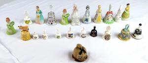 Zbierka 270 kusov zvončekov
