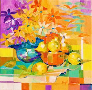 Zátišie s citrónom