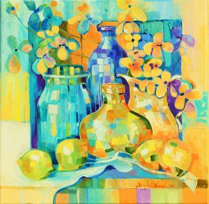 Zátišie s citrónom 2