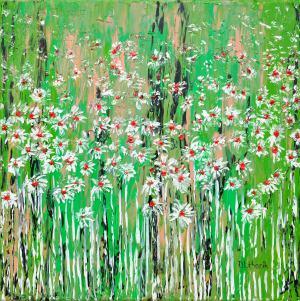 Sedmokrásky v tráve 5