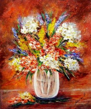 Kytica kvetov 4
