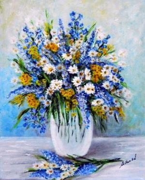 Kytica lúčnych kvetov 3