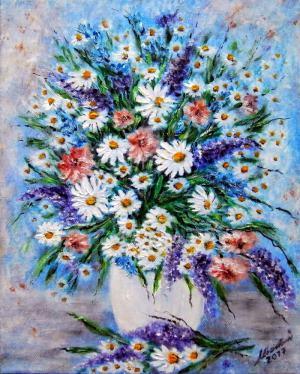 Kytica lúčnych kvetov 4