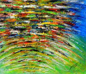 Siločiary - abstrakt