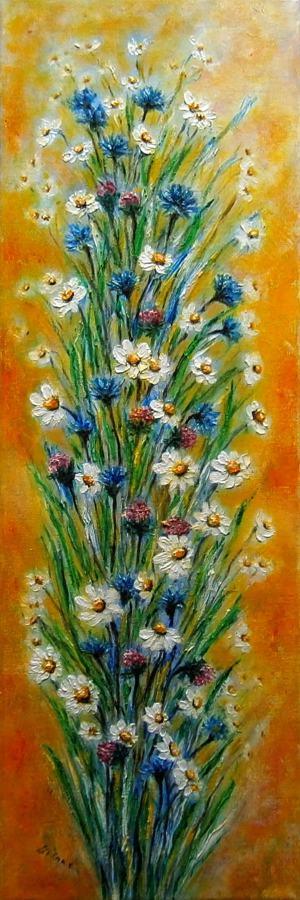 Kytica lúčnych kvetov 1