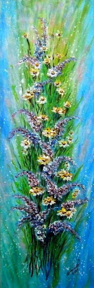 Kytica lúč. kvetov 3