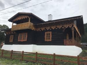 Historická drevenica po prestavbe na EXKLUZÍVNY Apartmánový dom