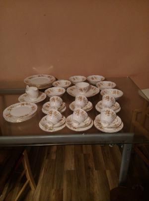 porcelan Avon