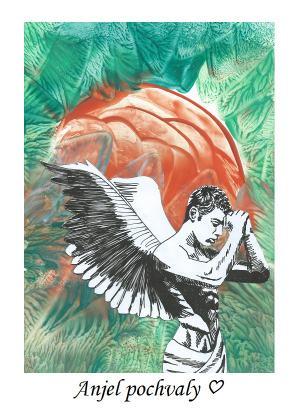 Anjel pochvaly
