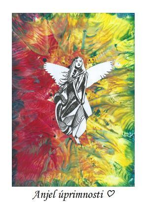 Anjel úprimnosti