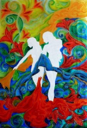 Tanec vo vetre