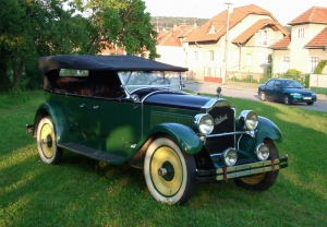 Packard Six series 333 touring