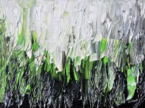 Metelica v zelenom