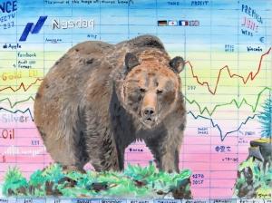 Medveď akcionár