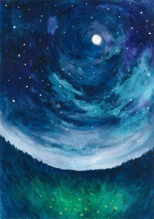 Noc s hviezdami