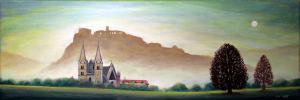 Spišská Kapitula so Spišským hradom