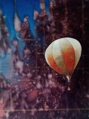 Balón vo vetre