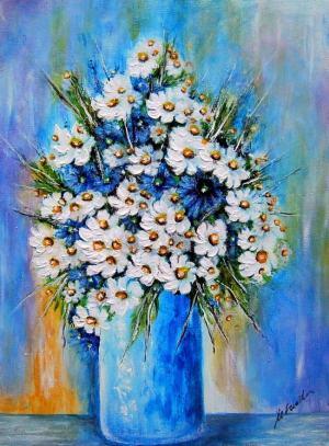 Kytica lúčnych kvetov 8
